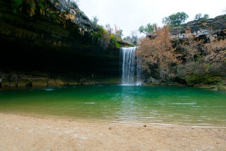 hamilton pool texasoutsidecom